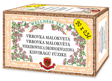HERBEX Vrbovka malokvetá 20x3g n.s.