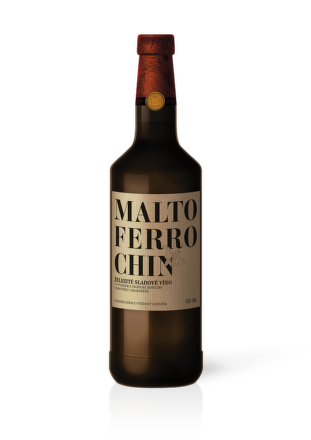 Herbadent Maltoferrochin 750ml