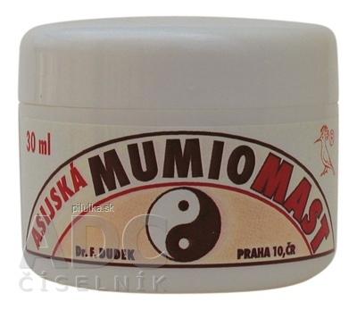 Dr.Dudek mumiomasť ázijská upokojujúca 30 ml