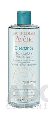 PIERRE FABRE DERMO-COSMETIQUE Avene cleanance eau micellaire 400 ml