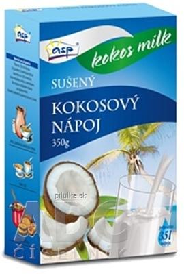 ASP kokosový nápoj sušený 350g