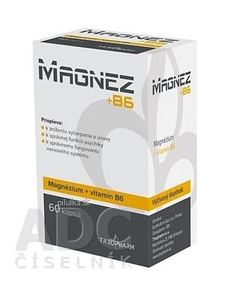 Magnez + B6 60 ks