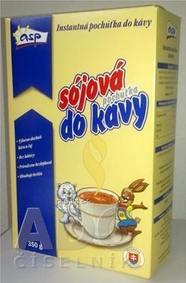 ASP Sojová pochúťka do kávy 350g