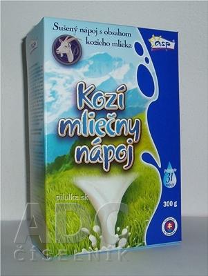 ASP Kozí mliečny nápoj sušený 300g