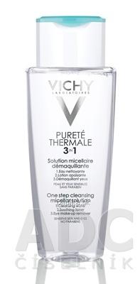 Vichy purete odličovacia micelárna voda 200 ml