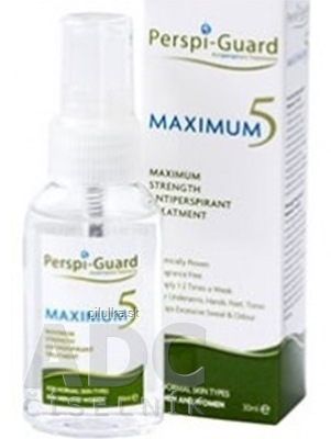 Perspiguard maximum 5 30 ml