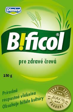 ASP Bificol rozpustná vláknina 150g
