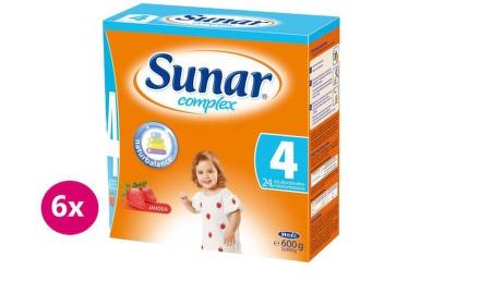 Sunar Complex 4 6x600g