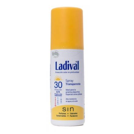 Ladival transparent spray 30 LF 150 ml