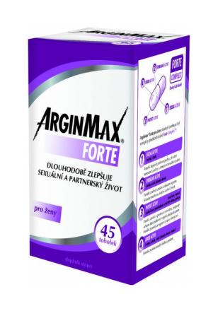 Arginmax Forte pre ženy 45ks
