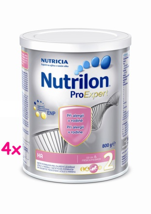 Nutrilon 2 HA 4x800g