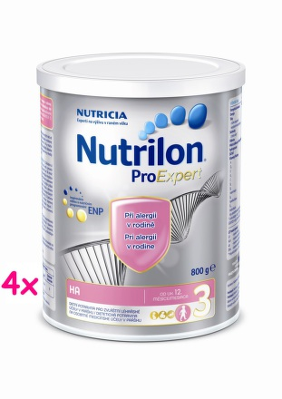 Nutrilon 3 HA 4x800g