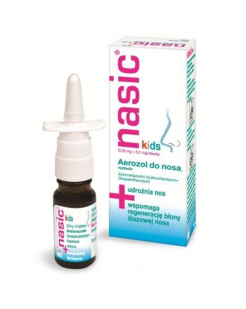 Nasic kids sprej 10 ml