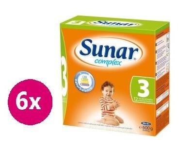 Sunar Complex 3 6x600g