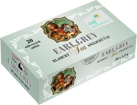 LEROS PANDA CLASSIC Earl Grey 20x1,5 g