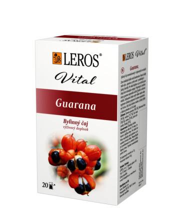 LEROS VITAL Guarana 20x2 g