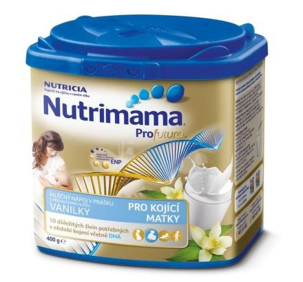 Nutrimama Profutura mliečny nápoj v prášku 400g