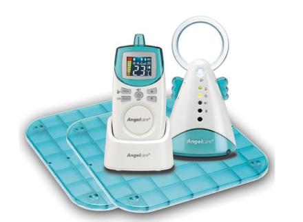 Angelcare ANGELCARE Monitor dýchania s AC 401