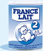 France Lait 2 400g od 6-12 mesiacov