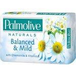 Palmolive mydlo biele harmanček+vit.E 90g