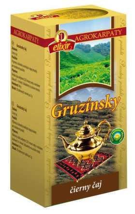 Agrokarpaty - Gruzínsky čaj čierny 20x2g