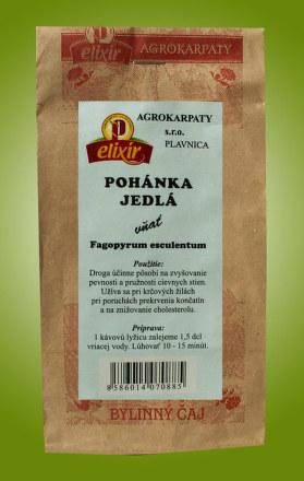 Čaj  Pohánka jedlá - vňať sypaný