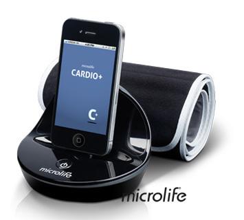 MICROLIFE MEDICAL SCIENCE ASIA LTD. Tlakomer Microlife CARDIO+