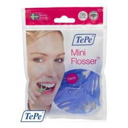 TePe Mini Flosser zubná niť v mečíku 36 ks