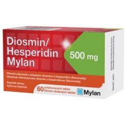Diosmin/Hesperidin Mylan 500 mg