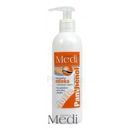 MEDI Panthenol Forte regeneračné mlieko s konopným olejom 250ml