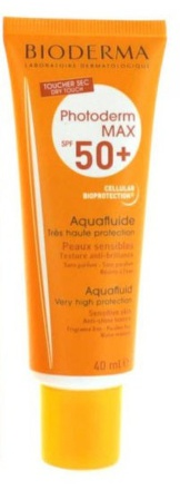 BIODERMA Photoderm Max SPF 50+ Aquafluid 40 ml