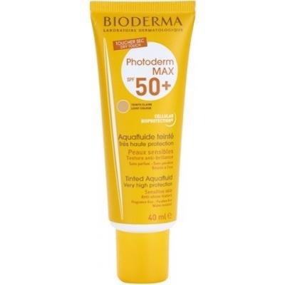 BIODERMA Photoderm MAX Aquafluid tmavý SPF50 + 40 ml