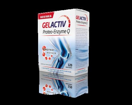 Salutem Pharma GelActiv Proteo-Enzyme Q 120tbl.