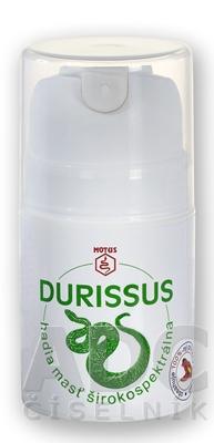 Durissus Hadia masážna masť 50ml