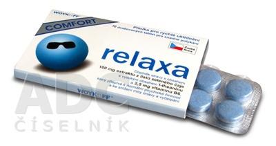 RELAXA COMFORT 10TBL