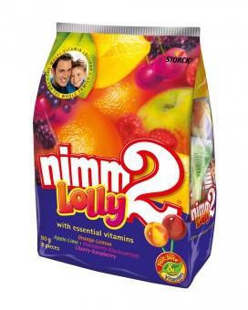 Lízatko Nimm2 Lolly 80g