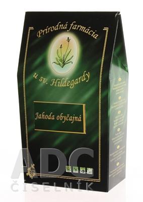 Čaj jahoda obyčajná -list (sypaný) 30g