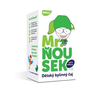 BIOGENA Mr. Ňousek detský bylinný čaj - porcovaný 20x1,5g