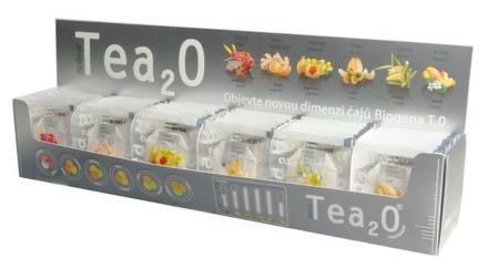 Tea2O Maxi kolekcia čajov 60ks
