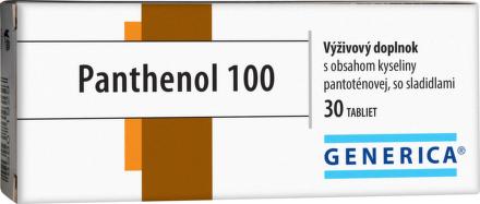 Panthenol 100 30tbl