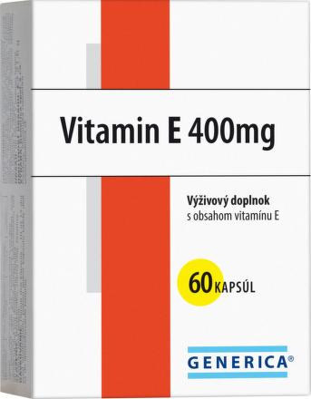 Vitamin E 400mg 60cps