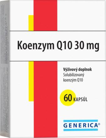 Koenzym Q10 30 mg 60cps