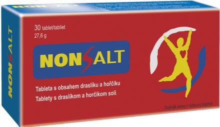 Vitabalans Nonsalt 30 tbl.