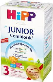HiPP 3 Junior Combiotik 600g