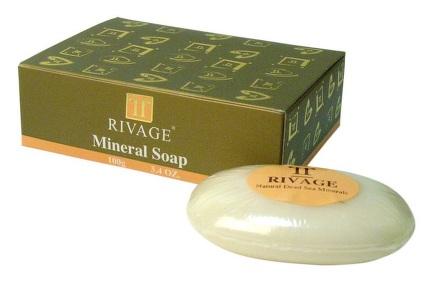 Rivage Minerálne mydlo 100g