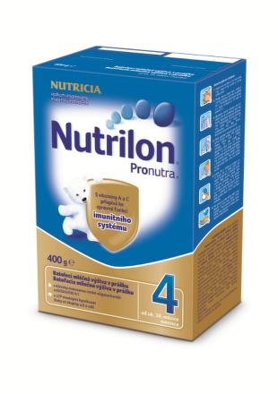 NUTRILON 4 PRONUTRA BIB 400G
