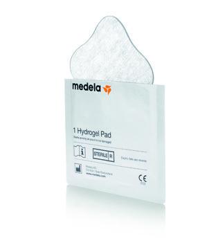 MEDELA Hydrogélové vankúšiky na prsníky - 1 bal. 4ks