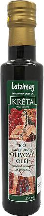 HEALTH LINK Latzimas BIO olivový olej 250 ml