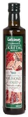 HEALTH LINK Latzimas BIO olivový olej 500 ml