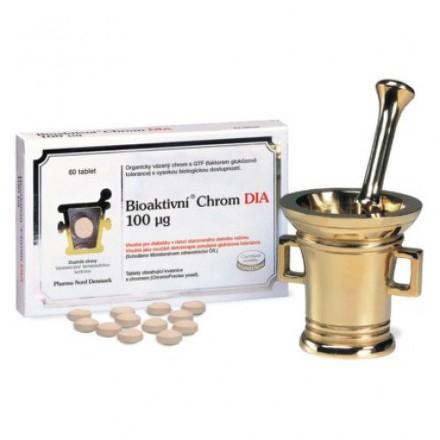 Bioaktivný Chróm DIA 100mcg tbl.60